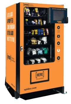 maquina vending SRS Tormetal