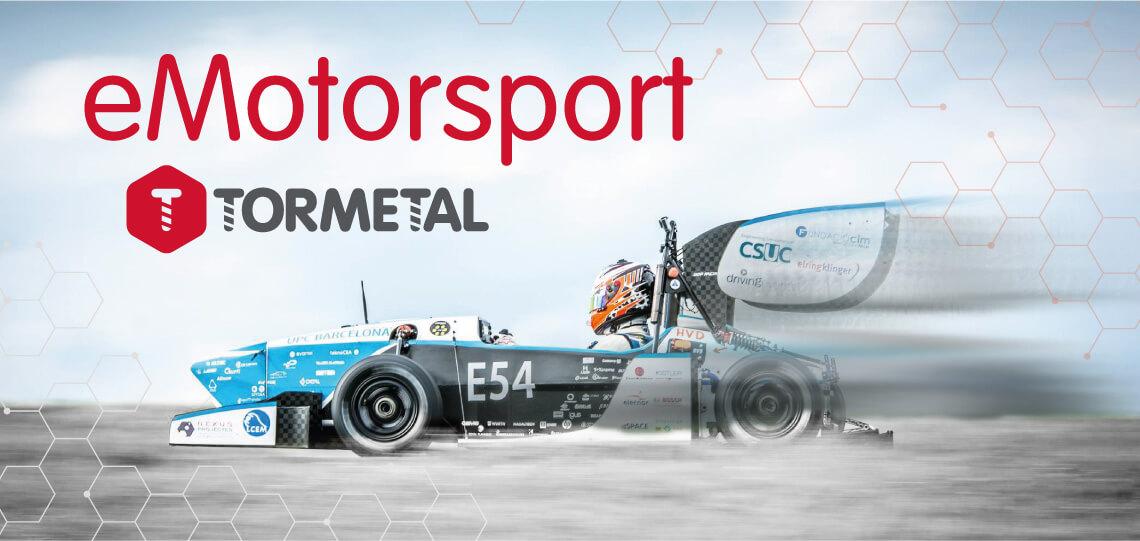 eMotorsport con Tormetal